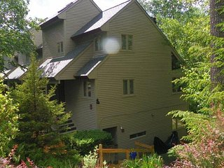 Pet Lovers Paradise in Waterville Valley NH Two Bedroom Vacation Condo