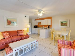 Spacious 2 BR Suite right across from the Beach at the Pier - Sun Seeker #2Up
