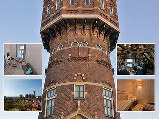 Watertoren Vlissingen Luxe vakantiewoning