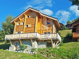 Chalet 12/14p 300m des pistes sauna cheminee Belle vue Tarentaise et Beaufortin