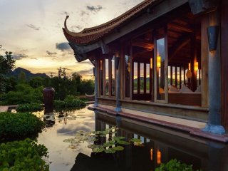 Emeralda Ninh Binh Resort - Superior Room