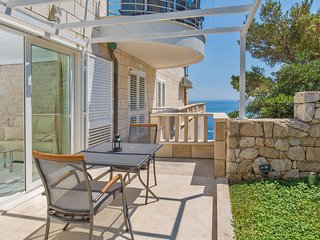 Big Blue Apartments-One Bedroom Apartment with Terrace and Side Sea View-Studio3