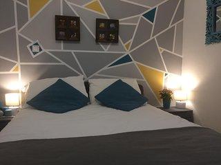 Appartement rénové cette année - 2-4 personnes - 'Le paradis de Baba'