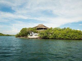 Qkaro Luxury Stand-Alone Island