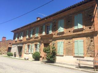 La maison du Maître aux portes de Gascogne