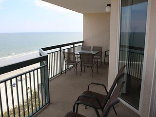 Fall Savings! Amazing View! Elegant & Updated Ocean Front Condo! New Flooring