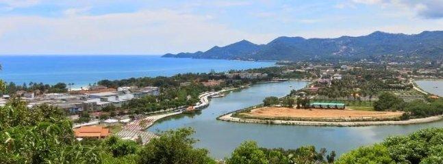 Namuang Lake 1 km from the property