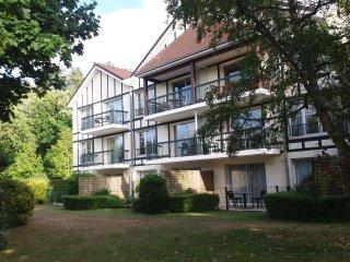 appartement 3* piscine, tennis, parc arboré, résidence standing-Hôtel du Parc
