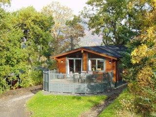 Balquhidder View Luxury Holiday Cabin