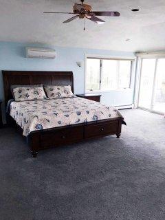 3rd floor master bedroom suite