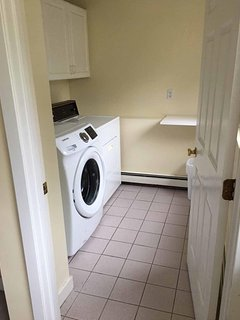 laundry 1st floor