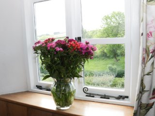 IVY COTTAGE, romantic, character, near Knighton, ref 954513