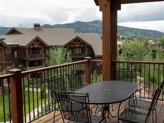 Upscale 5BR Steamboat Springs Condo w/ Large Deck!