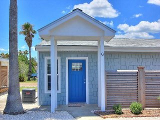 Cutest cottage in all of Port A! Brand new! Walk to the beach!