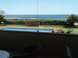 Apartamento al frente del mar en JAVEA