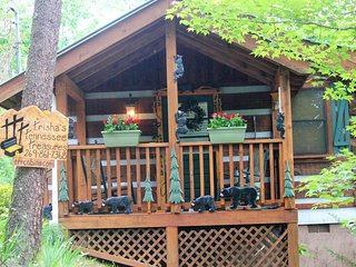 DO NOT DISTURB*Honeymoon*Pegion Forge* WiFi*Hot Tub*LgTV*Xfinity* tttcabins
