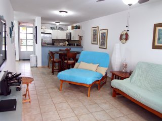#4 (2br, 2ba) Apartment at the hottest spot in Puerto Rico: Jobos Beach, Isabela