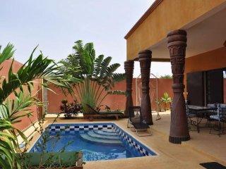 Luxueuse Villa neuve à louer de 3 chambres avec piscine