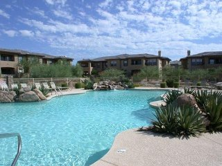 Finely Furnished Condo in a Resort Atmosphere in Desired Grayhawk!