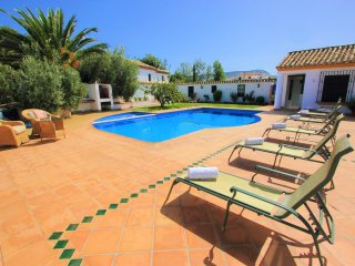 Villa 'Los Balcones', magnífica villa de una calidad superior