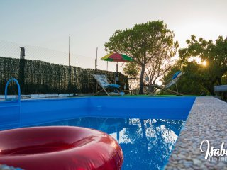 Villa Turistica Isabel con piscina privada