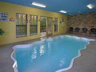 4 bedroom private pool cabin in between Gatlinburg & Pigeon Forge  #409