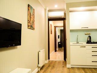 Modest Apartment in Galata