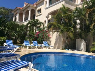 Beautifully furnished 2 bedroom, 2 bathroom home overlooking pool