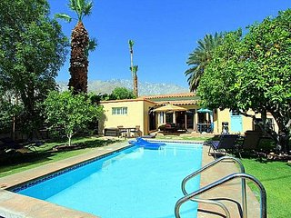 Historic Palm Springs Oasis