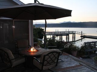 Hood Canal Waterfront home