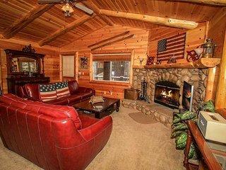 Catalina Creekside Cabin