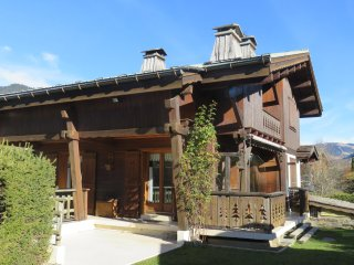 Large Family Chalet with Garden