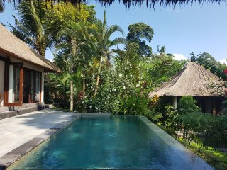 Sayan Tropical 3 bedroom house with stunning view