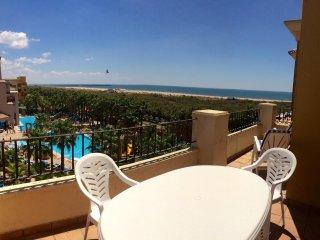 Playa Canela - Espectacular atico con vistas al mar