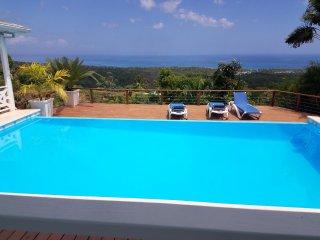 Belle Villa Couleur : confort et vue mer inoubliable