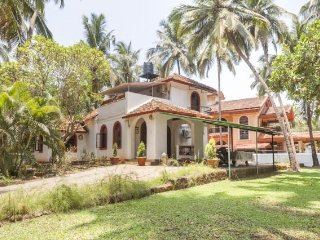 Opulent 3 BR villa ideal for a group of friends, 500m from Calangute beach