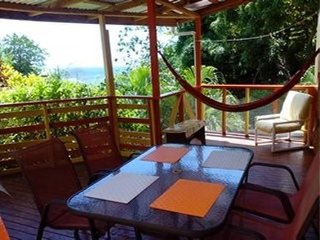 Tamarind Apartment - Castara Cottage - sleeps up to four in great space