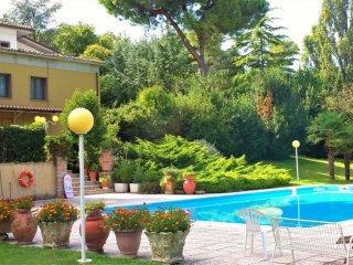 Villa Vittorio with private pool!