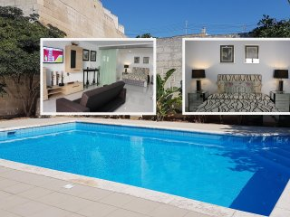 Modern 1 Bedroom Apartment with Communal Pool