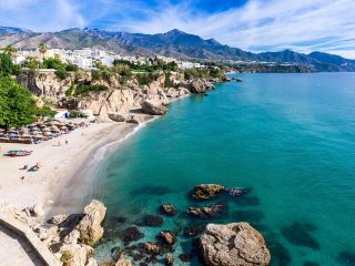Newly reformed 3 bedroom apartment in Nerja