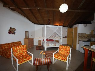 Saffron Studio Apartment - Castara Cottage - sleeps up to 2 in light airy space