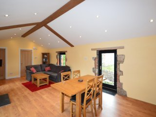Recently renovated barn in the grounds of an Elizabethan Manor House