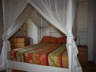 Cinnamon Apartment - Castara Cottage - sleeps up to 4