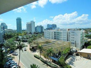 Studios en la playa, en pleno corazon de Miami Beach