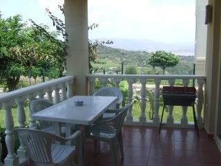 Beautiful specious holiday apartment with great gardens and views