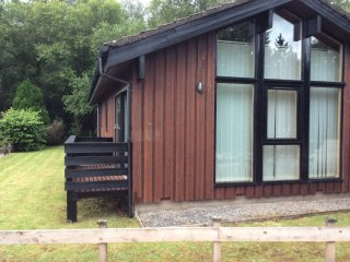 Cosy, comfy Holiday Lodge in Tranquil setting