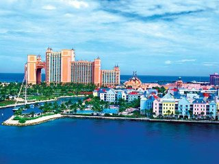 Atlantis - Harborside Resort -3 Bedroom Sleeps 10
