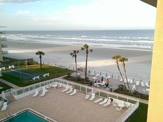 Florida-Strandwohnung / Ferienwohnung direkt am Strand von New Smyrna Beach