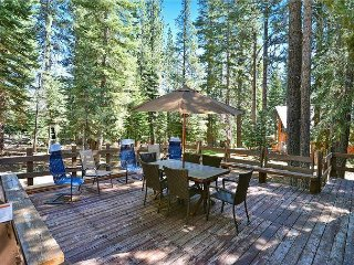 Rossi's Vacation Rental - Great Tahoe Donner Location - Plenty of room!