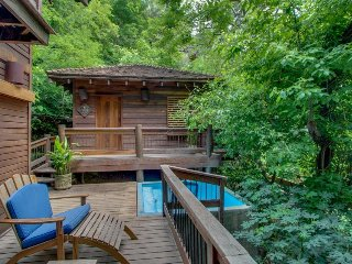 Suite & studio surrounded by trees w/ pool, beach, & unique resort amenities!